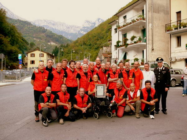 stazione querceta soccorso alpino toscana