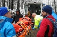 Escursionista si ferisce nel bosco: in azione il Soccorso Alpino della stazione Monte Falterona