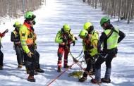 Esercitazione di elisoccorso sul Monte Amiata con 118 Grosseto