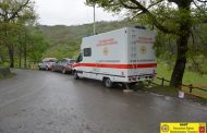 La Stazione Appennino impegnata nella ricerca di due dispersi in località Doganaccia, Cutigliano (PT)