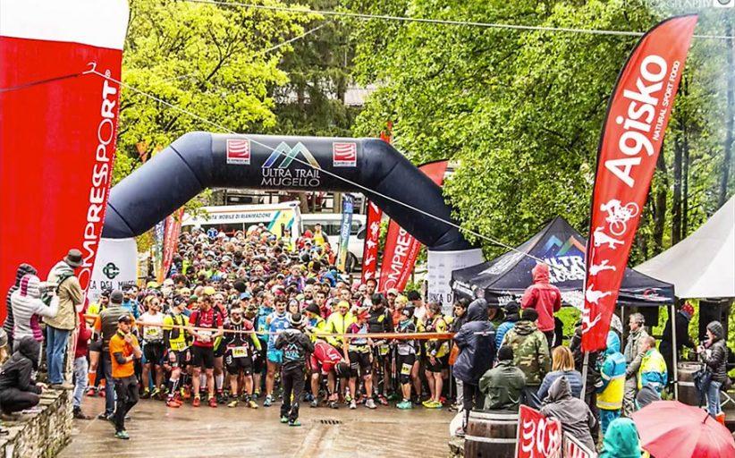 24 aprile terza edizione dell'Ultra Trail del Mugello in assistenza anche il Soccorso Alpino