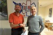 Più sicuri i soccorsi in Montagna: accordo tra Asl, centrale operativa 118 Pistoia Empoli e Soccorso Alpino Speleologico Toscano
