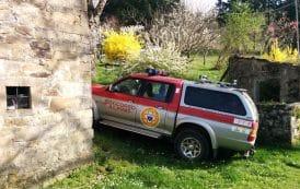 La stazione Monte Falterona recupera quattro escursionisti dispersi sul cammino di San Francesco