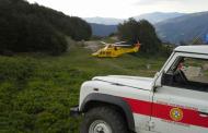 Intervento della Stazione Appennino Toscano per due persone disperse nei boschi di Pescia