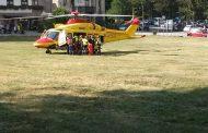 Intervento della Stazione Monte Amiata per il recupero di due ciclisti feriti