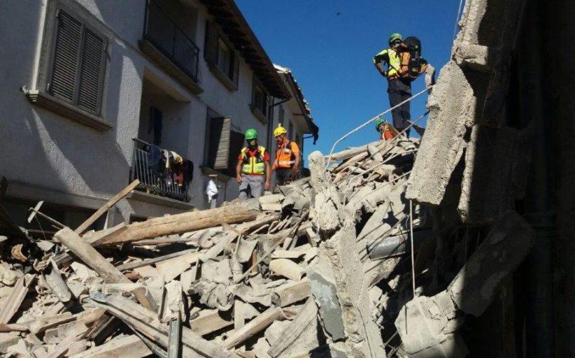Stanno rientrando le squadre del Soccorso Alpino e Speleologico Toscano impegnate nei soccorsi alle popolazioni terremotate