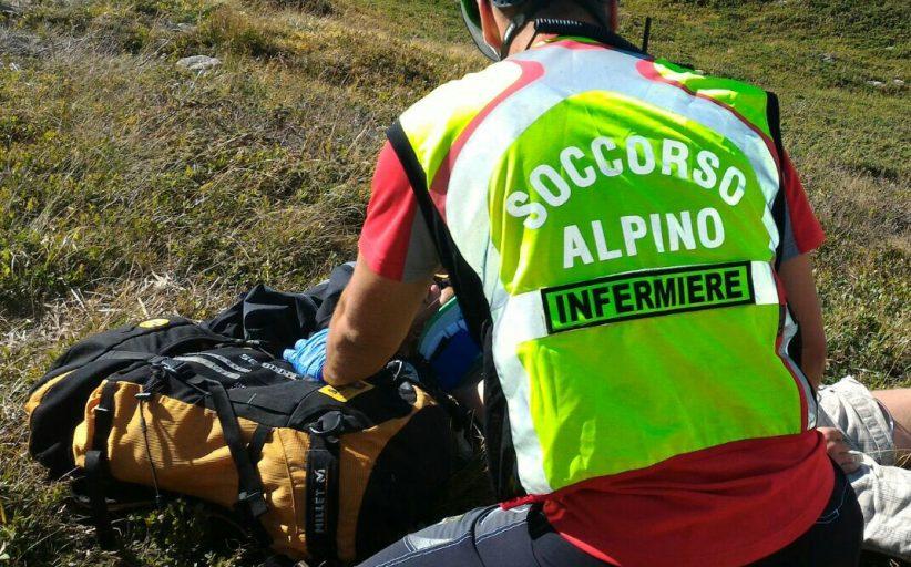 Metà agosto di duro lavoro per il Soccorso Alpino Toscano
