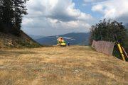 Un intenso fine settimana per il Soccorso Alpino e Speleologico Toscano
