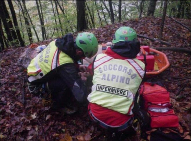 Sicurezza in montagna, prorogato l'accordo tra Regione e Soccorso Alpino Toscano