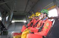 III Zona Speleo e Elisoccorso Marina Militare Italiana, un'intensa giornata di formazione