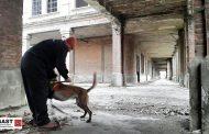 Esercitazione cinofila congiunta tra i servizi regionali della Toscana e dell'Emilia Romagna