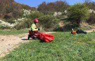Domenica di intenso lavoro per la Stazione Monte Falterona