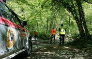 La Stazione Monte Falterona in assistenza alla IV edizione dell'Ultra Trail Mugello