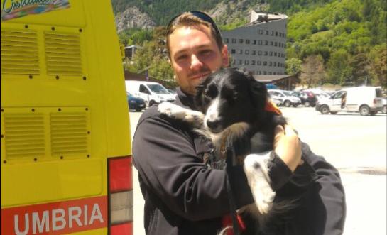 Una nuova Unità Cinofila nel Soccorso Alpino e Speleologico Toscano