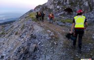 Lungo intervento di recupero per i volontari del Soccorso Alpino Toscano della stazione Appennino
