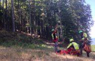 Domenica di intenso lavoro per i volontari del Soccorso Alpino Toscano della stazione Monte Amiata