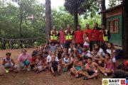 I bambini di Massa soccorritori alpini per un giorno