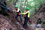 La stazione Appennino del Soccorso Alpino Toscano è intervenuta per soccorrere un cercatore di funghi ferito