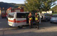 Lunedì sera la Stazione di Carrara del Soccorso Alpino Toscano è stata attivata per la ricerca di un uomo nei boschi di Prota di Comano.