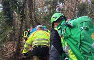 La stazione di Lucca del Soccorso Alpino Toscano è intervenuta per un cacciatore colpito da un malore