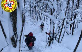 Senza sosta gli interventi dei volontari del Soccorso Alpino della Stazione Monte Falco (SAER) e quelli della Stazione Monte Falterona (SAST) di nuovo impegnati nella ricerca di una persona disorientatasi durante una escursione.