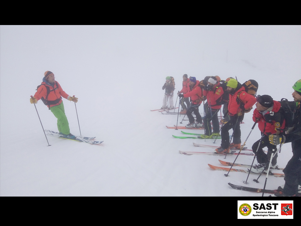 Nuovi Tecnici TeSa nel Soccorso Alpino Toscano