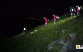 Soccorso Alpino Toscano avventura a lieto fine sul monte Sumbra per un trentaquattrenne escursionista originario di Viareggio