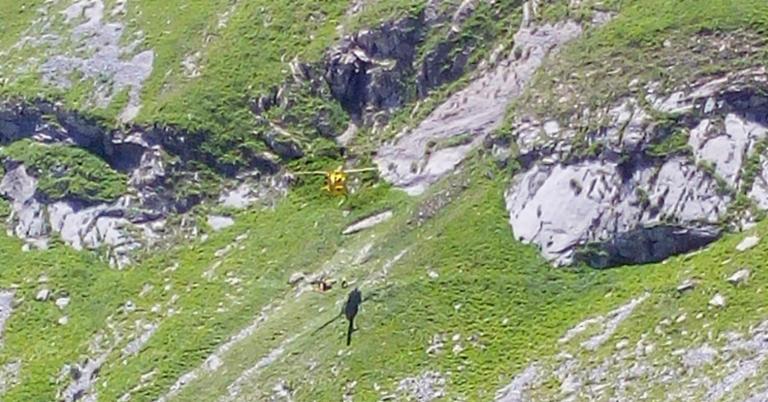 Il Soccorso Alpino Toscano è intervenuto per un incidente mortale sulle Apuane
