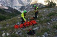 Il Soccorso Alpino Toscano attivato per un incidente mortale sulle Alpi Apuane