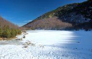 La stazione Appennino del Soccorso Alpino Toscano è intervenuta oggiper aiutare due escursionisti rimasti bloccati sul sentiero ghiacciato