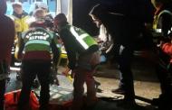 La Stazione di Carrara è stata allertata nella notte del 3 gennaio per una ragazza che ha riportato delle ustioni mentre si trovava al bivacco Matale