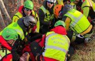 Gli interventi del Soccorso Alpino Toscano nell'ultimo weekend di marzo