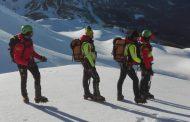 Fine settimana di intenso lavoro per il Soccorso Alpino Toscano