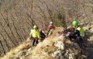 Domenica impegnativa per il Soccorso Alpino Toscano