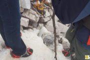 La stazione di Lucca del Soccorso Alpino Toscano è intervenuta questa mattina per soccorrere 4 escursionisti in difficoltà sul Monte Tambura