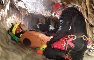 Esercitazione Speleosubacquea alla Buca del Tinello, Fornovolasco