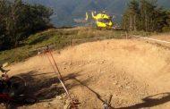 Fine settimana impegnativo per i tecnici del Soccorso Alpino Toscano.