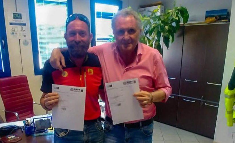 Soccorso Alpino Toscano e Azienda USL Toscana Sud Est, potenziato il soccorso nelle zone montane e impervie della Sud Est