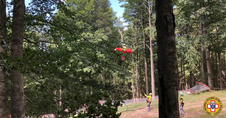 Fine settimana di fuoco per i tecnici del Soccorso Alpino Toscano impegnati in numerosi interventi su tutto il territorio