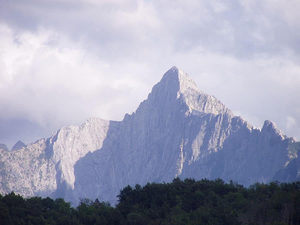 Intervento al Pizzo d'Uccello per due alpinisti in difficoltà