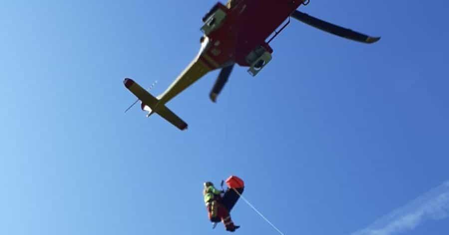 La Stazione Monte Falterona del Soccorso Alpino Toscano è stato attivata per un escursionista colpito da un malore in zona Monte Morello