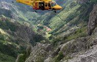 La stazione di Massa del Soccorso Alpino Toscano attivata per infortunio mortale sulle Alpi Apuane
