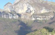 Intervento nel gruppo del Procinto per i tecnici del Soccorso Alpino e Speleologico Toscano della stazione di Querceta