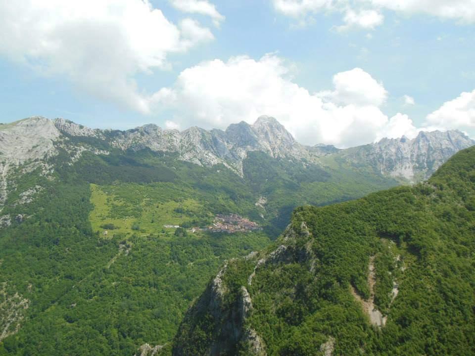 Altro intervento nel gruppo del Pizzo d'Uccello a distanza di pochi giorni per il Soccorso Alpino Toscano attivato per un infortunio ad una cordata di alpinisti